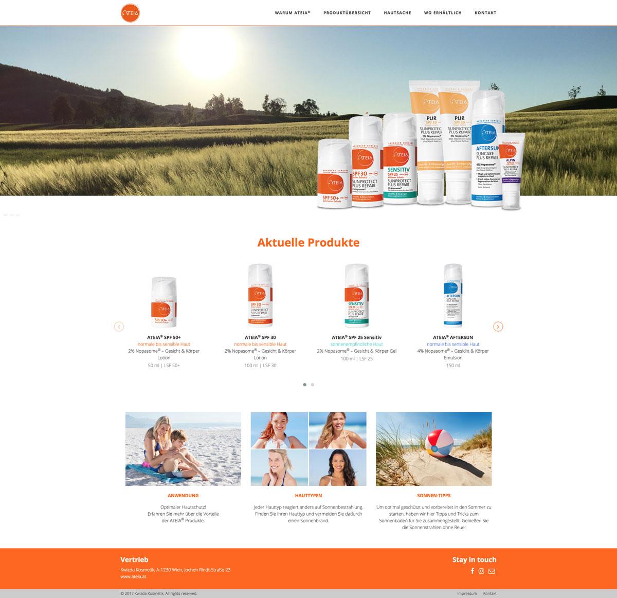 Ateia Desktop